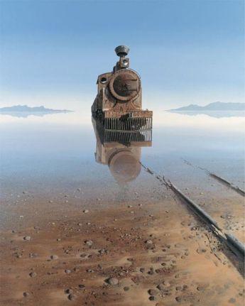 Salt Desert, Bolivia