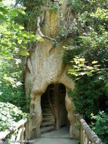 Treehouse, Chaumont-sur-Loire, France