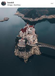 Xingyi Castle, Guizhou, China