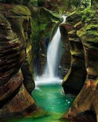 Hocking Hills, Ohio (A favorite getaway of ours)