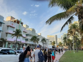 Miami's South Beach Art Deco District