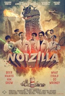Notzilla poster