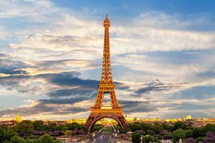 Paris (the City of Love)