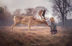 Care for those who are deer to you.