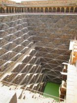 Chand Baori Well, India