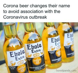 Corona beer's New Name