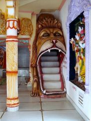 Baghsu Temple, India - Enter if you dare!