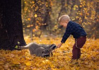 Be the first to make friends (photo by Lisa Holloway).