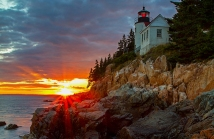Bass Harbor, Acadia, Maine
