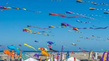 Bermudan Easter kites