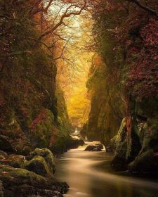 Canyon hideaway