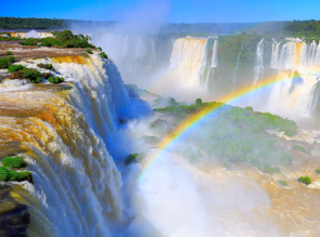 Iguazu Fall, Argentina
