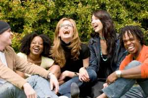 laughing-young-people