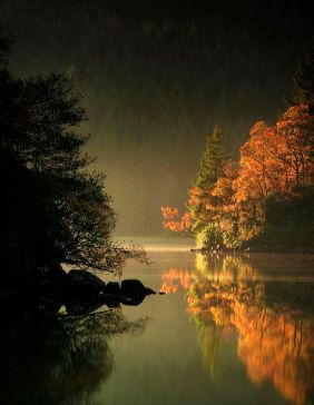 Loch Ard, Scotland (photo by David Mould)