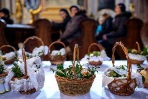 Polish Blessing Baskets