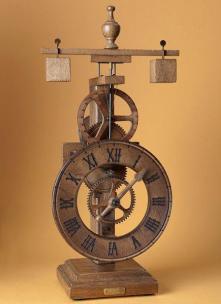 15th Century clock