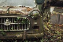 Car left to rot (Stefan Baumann)