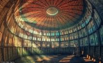 Circular building (Pati Makowska)