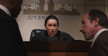 Judge in Juvenile Court