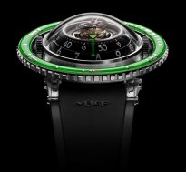 Liquid watch by Baselworld