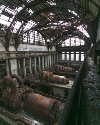 Old factory (Jenn Brown)
