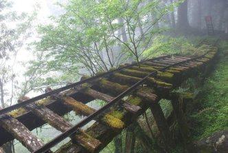 Old railway bridge, Taiwan