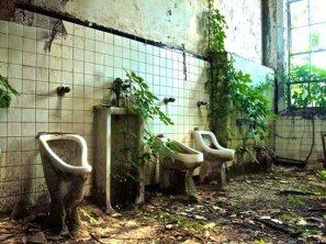 Old school bathroom, Atlanta