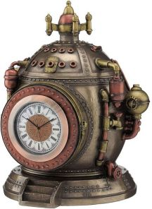 Steampunk Time Machine from allsculptures.com