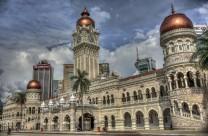 Sultan Abdul Samad clock tower, Kuala Lumpur