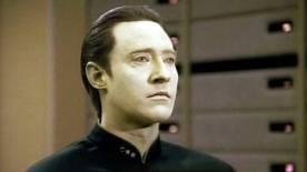 Data from Star Trek, The Next Generation