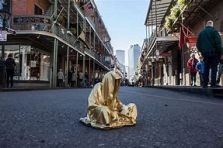 Guardians of Time by Manfred Kielnhofer Mystique - placed in multipel locales in New Orleans