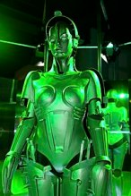 Maria the robot from the film Metropolis (1927)