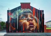 Mural by Adnate (Melbourne)