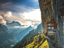 Ascher Haus, Appenzellerland, Switzerland