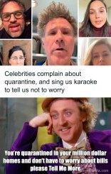 Celebrity Courage