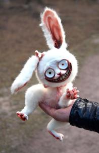 'Crazy Bunny' (Etsy)