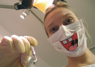 Creative Crazy Surgical Masks for Dentists 5