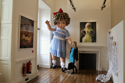 Giant Doll by Tim Walker