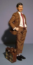 Mr. Bean collectible doll