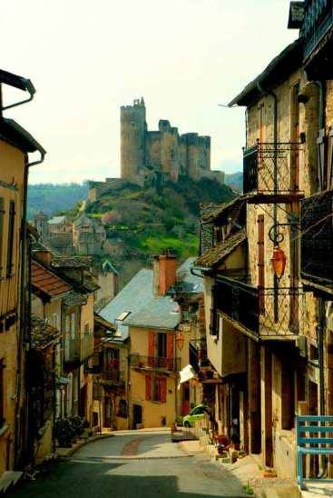 Najac, France