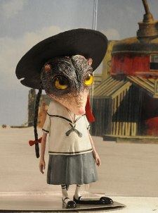 Priscilla - from the movie Rango