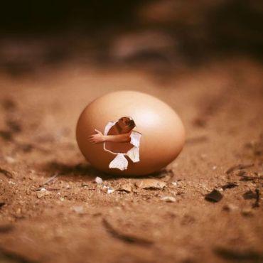 Reborn doll by Achraf Baznani