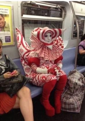 Subway Rider