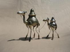 Teapot camels by Dean Patman