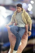 Ultra-realistic posable dude doll