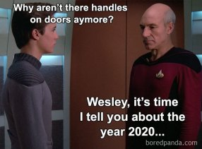Wesley and Piccard