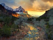 Zion National Park, Utah (been there - must go back!)