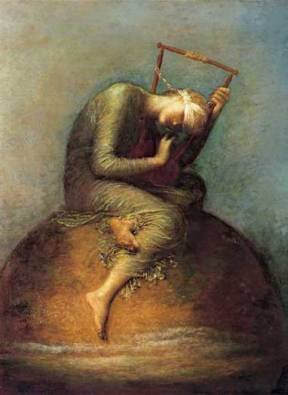 'Hope' by George Frederic Watts (1886)