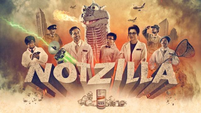 Notzilla - Header Poster