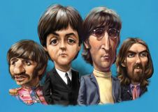 The Beatles by Howard McWilliam
